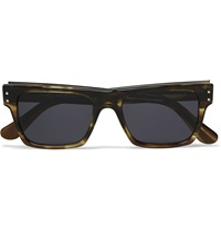 Our Legacy Faith Tortoiseshell Square Frame Acetate Sunglasses Brown