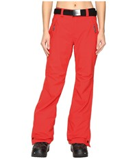 O'neill Star Pants Poppy Red Women's Casual Pants