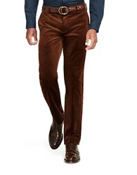 Polo Ralph Lauren Classic Fit Stretch Corduroy Newport Pant Mohican Brown
