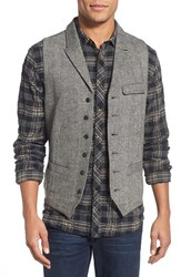 Men's Jeremiah 'Benjamin' Wool Blend Vest