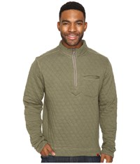 Mountain Khakis Hideaway Pullover Sweater Olive Drab Men's Sweater