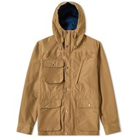 Battenwear Travel Shell Parka Green