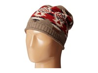 Pendleton Slouchy Beanie Mountain Majesty Beanies Brown