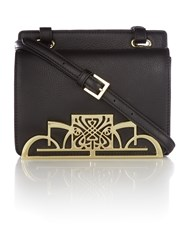 Biba Grace Crossbody Handbag Black