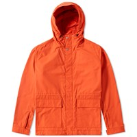 Norse Projects Nunk Summer Cotton Jacket Orange