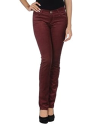 Gold Sign Goldsign Casual Pants Cocoa