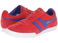 Gola Super Harrier Red Reflex Blue Men's Shoes