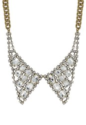 Banana Republic Classic Rebel Necklace Goldcoloured