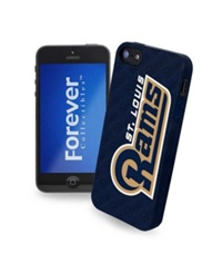 Forever Collectibles St. Louis Rams Iphone 5 Case Team Color