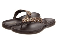 Kenneth Cole Reaction Glam Athon Bark Women's Sandals Brown