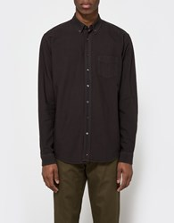 Schnayderman's Oxford One Garment Dyed Off Black