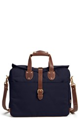Men's United By Blue 'Lakeland' Laptop Bag Blue Navy
