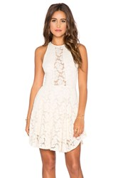Nightcap Tea Time Dress Ivory