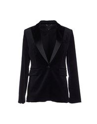 Strenesse Gabriele Strehle Suits And Jackets Blazers Women Black