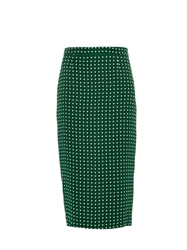 A.L.C. Bell Crepe Pencil Skirt