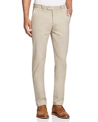 Bloomingdale's The Men's Store At Heavy Twill Pants Stone