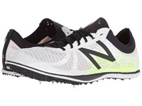 New Balance Ld5000v4 Long Distance Spike White Yellow Men's Shoes