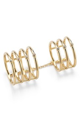 Elizabeth And James 'Signature Berlin' Knuckle Ring Gold