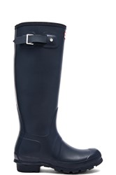 Hunter Original Tall Rain Boot Navy