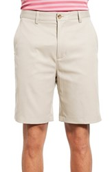 Men's Vineyard Vines 'Performance Link' Moisture Wicking Golf Shorts Stone