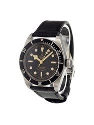 Tudor 'Heritage Black Bay' Analog Watch