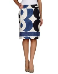 Just In Case Skirts Knee Length Skirts Women