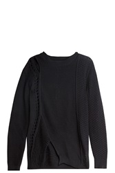3.1 Phillip Lim Open Stitch Pullover