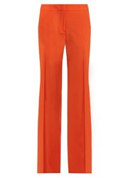 Diane Von Furstenberg Katara Trousers Orange