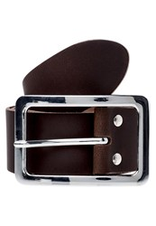 Zign Belt Dark Brown