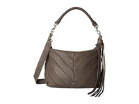 Liebeskind Ania French Grey Cross Body Handbags Black