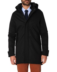 Menlook Label Logan Black Parka