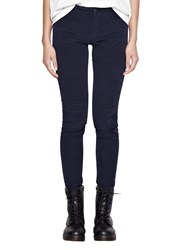 French Connection Hendrix Velvet Jeans Nocturnal