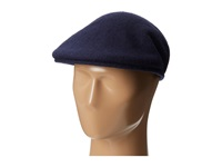 San Diego Hat Company Wfh7934 Boiled Wool Driver With Inner Stretchband Navy Driving Hats