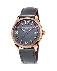 Frederique Constant Vintage Rally Healey Automatic Watch 40Mm Gray