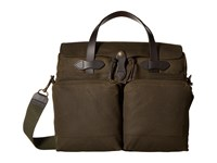 Filson 24 Hour Tin Briefcase Otter Green Briefcase Bags