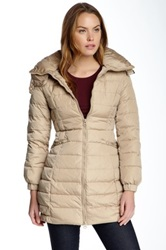 Happy Goat Lucky Annie Down Filled Puffer Coat