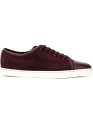 John Lobb 'Levah' Sneakers Pink And Purple