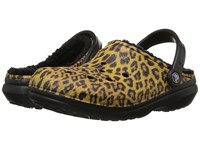 Crocs Classic Lined Graphic Clog Black Espresso Clog Shoes