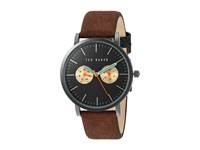 Ted Baker Smart Casual Dark Brown Watches