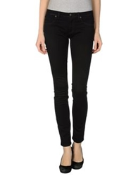 Datch Casual Pants Black