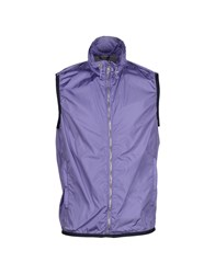 Jeckerson Coats And Jackets Jackets Men Purple