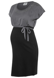 Mama Licious Cocktail Dress Party Dress Nine Iron Anthracite