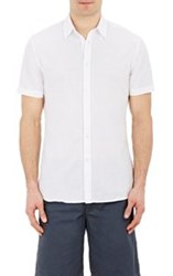 John Varvatos Star U.S.A. Pintuck Detailed Shirt White