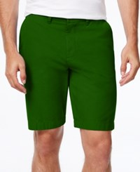 Tommy Hilfiger Men's Classic Fit Chino Shorts June Bug