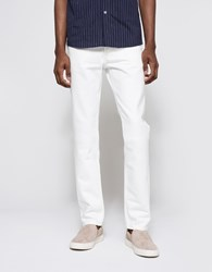 A.P.C. Petit New Standard In White