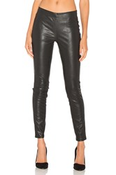 Blank Nyc Coated Legging Black