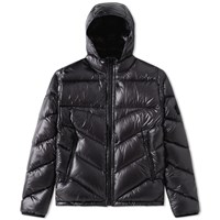 Stone Island Shadow Project Pertex Convertible Jacket Black