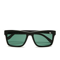 Lacoste Unisex Rectangle Sunglasses Black