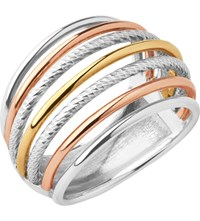 Links Of London Aurora Mixed Metal Cocktail Ring