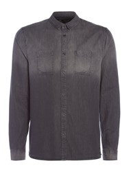 Label Lab Rebel Gradient Shirt Grey